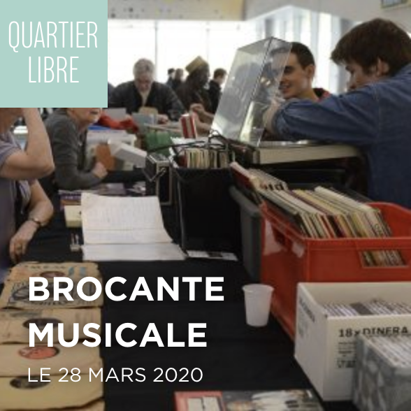 Brocante musicale